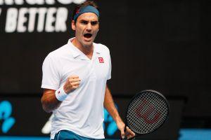 Roger Federer có chiến thắng vất vả trước đối thủ hạng 189 thế giới