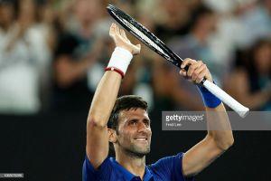 Vòng 1 Australia mở rộng: Djokovic thị uy sức mạnh