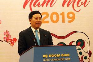 PTT Phạm Bình Minh nói về quan hệ Việt-Mỹ và Biển Đông