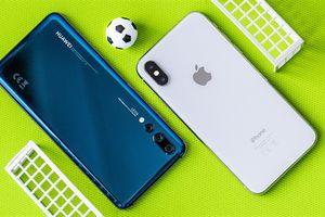 Apple sẽ bị Huawei vượt mặt vì suy giảm thị trường