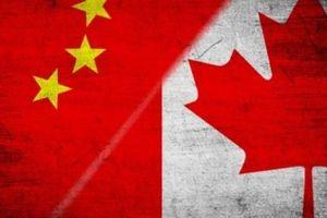 Trung Quốc cảnh báo công dân có thể bị 'bắt vô cớ' ở Canada