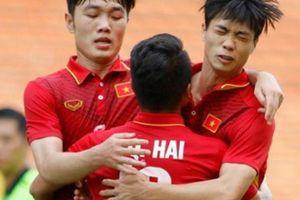 Việt Nam vs Yemen (1-0): Quang Hải lập siêu phẩm sút phạt