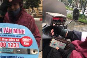 Cô gái trẻ 'choáng' khi đi xe ôm Văn Minh gần 10 km bị 'chặt chém' tới 600.000 đồng