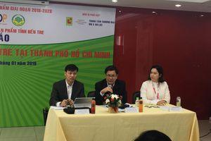 Hơn 100 gian hàng tham gia Hội chợ giới thiệu sản phẩm OCOP tỉnh Bến Tre tại TP Hồ Chí Minh