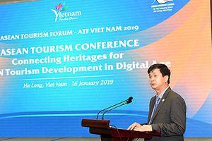 Kết nối di sản phát triển du lịch ASEAN trong thời đại số