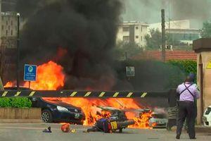 Kenya: Nổ lớn, đấu súng tại ngoại ô thủ đô Nairobi