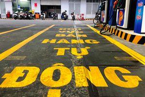 'Tự động hóa bán lẻ xăng dầu' lần đầu xuất hiện ở TP HCM