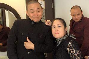 Chân dung em trai Xuân Hinh có cảnh diễn phản cảm với hotgirl