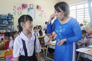 Thí điểm mô hình giáo dục trẻ em khuyết tật tại cộng đồng