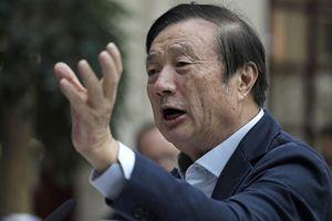 Ông chủ Huawei lên tiếng giữa cơn khủng hoảng tẩy chay: Chấp nhận thu hẹp miễn còn tồn tại