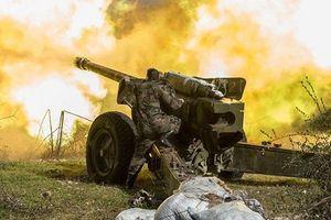 Quân đội Syria ồ ạt nã hỏa lực, tiêu diệt phiến quân ở 'tử trận' Idlib