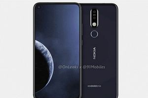 Nokia 8.1 Plus với màn hình 'nốt ruồi' lộ diện qua video 360 độ