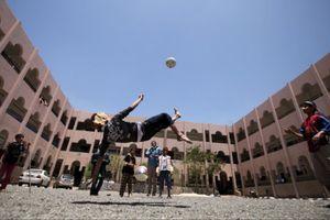 Khi cả dân tộc Yemen trông cậy vào bóng đá