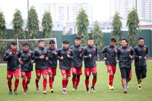 Đội U.22 Việt Nam xây dựng lối chơi theo phong cách Park Hang-seo