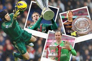 Thủ thành kỳ cựu Petr Cech sẽ 'treo găng' vào cuối mùa