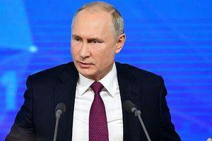 Lời của Tổng thống Putin có thể khiến người nghe 'nổi gai ốc'