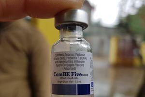 Nguyên nhân ban đầu vụ bé 2 tháng tuổi tử vong sau tiêm vắc xin