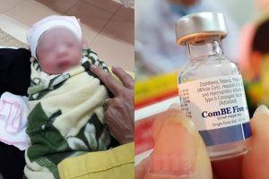 Bé hơn 2 tháng tuổi tử vong sau tiêm vaccine: Xác định nguyên nhân ban đầu do sốc phản vệ