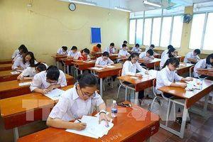 54 học sinh Bình Thuận đã thi xong học sinh giỏi quốc gia 2019