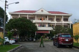Thông tin mới vụ Phó Chánh Thanh tra tỉnh Quảng Nam tử vong