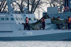 Moscow: Gia hạn giam giữ thủy thủ Ukraine trong vụ đụng độ trên Biển Đen