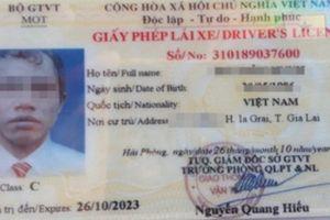 Sở GTVT tỉnh Gia Lai kiến nghị về những 'bất thường' trong cấp GPLX