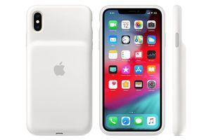 Apple ra mắt ốp lưng pin thông minh mới cho iPhone Xs, Xs Max và Xr