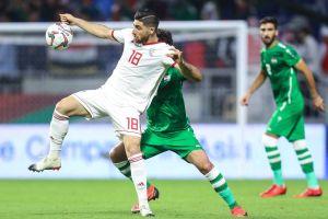 Bị Iraq cầm chân, Iran vẫn giành ngôi nhất bảng