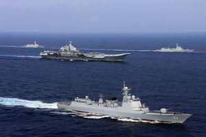 Mỹ đánh giá quân đội Trung Quốc 'tự tin' sáp nhập Đài Loan