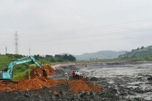Để vỡ đập bãi thải gyps chảy ra môi trường, DAP số 2 – Vinachem bị phạt 560 triệu đồng