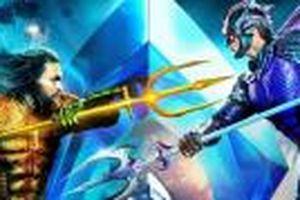 Bom tấn 'Aquaman' cán mốc doanh thu tỷ USD