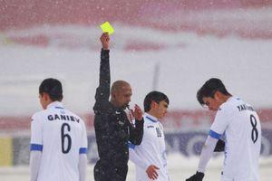 Trọng tài trận chung kết U23 Châu Á cầm còi trận Việt Nam gặp Yemen