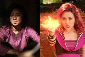 Tung trailer cùng ngày, 'đả nữ' Ngô Thanh Vân đối đầu 'quỷ lửa' Vân Trang