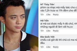 Fans của Soobin Hoàng Sơn tức giận vì phim 'YOLO' bị giới hạn suất chiếu thê thảm