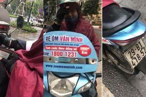 Vụ xe ôm 'chém' khách 500.000 đồng cho 10km: Lái xe hoàn tiền, xin lỗi cô gái