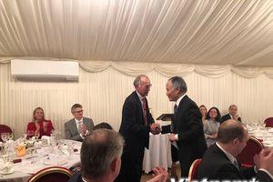 Việt Nam-Anh đẩy mạnh hợp tác kinh tế, đầu tư, giáo dục trong năm 2019