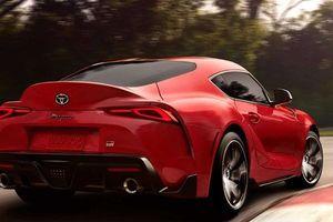 Huyền thoại tốc độ Toyota Supra vén màn trở lại