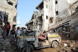 Yemen, vùng đất của những thảm kịch xót xa
