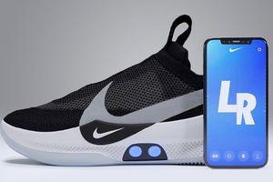 Nike ra mắt Adapt BB: Mẫu giày thông minh tự động buộc dây nhờ... iPhone