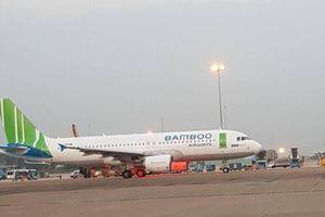 Chuyến bay thương mại đầu tiên của Bamboo Airways đã cất cánh từ TP.HCM