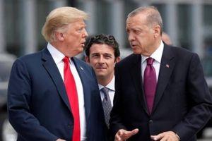Thổ Nhĩ Kỳ, Mỹ thảo luận cấp cao về tình hình Syria
