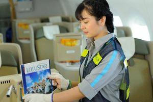 Nhân viên hàng không trả lại khách gần 400 triệu bỏ quên