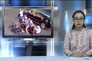 Bản tin Pháp luật: Cảnh báo nạn trộm cắp, cướp giật dịp Tết
