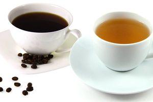 Tác hại khôn lường của trà, cà phê đối với bà bầu