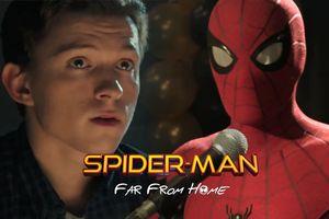 Cư dân mạng quốc tế 'đảo điên' với trailer 'Spider-man: Far From Home' cùng Mysterio