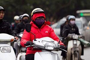 Bắc Bộ rét đậm rét hại có nơi xuống dưới 5 độ C, đề phòng sạt lở