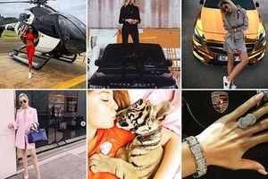 'Nóng mắt' với những hình ảnh khoe xe mạ vàng, nhẫn kim cương của con nhà giàu Istanbul
