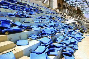 Lằn ranh sự sống, cái chết giữa đạn khói chiến tranh và điều không tưởng của bóng đá Yemen