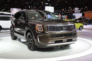 KIA Telluride gia nhập thị trường SUV cỡ lớn, cạnh tranh Ford Explorer