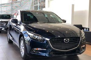 Mazda3 1.5 lít có thêm ghế điện, tăng giá 10 triệu đồng